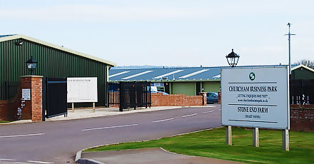 Churcham Business Park